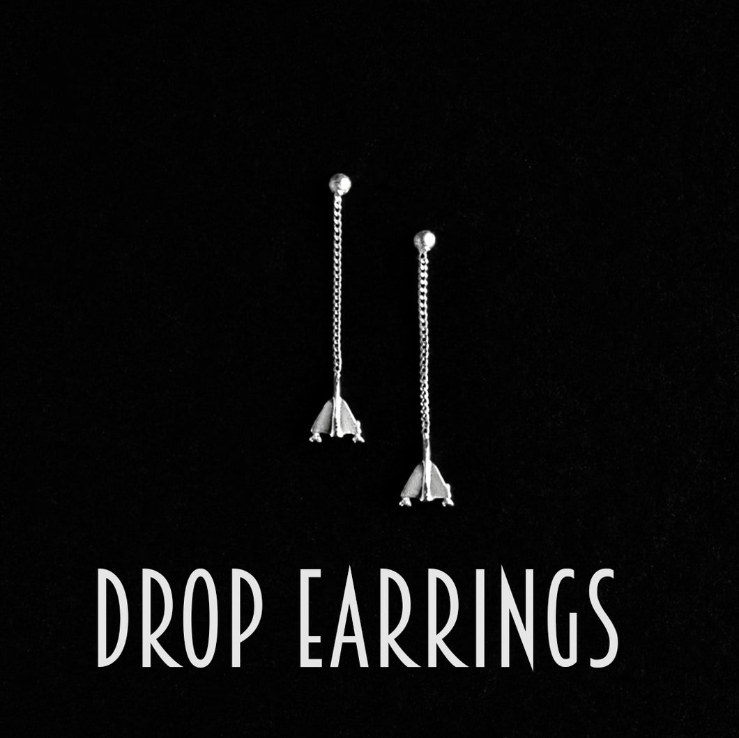 TEJAS | EARRINGS | INDIAN AIR FORCE |