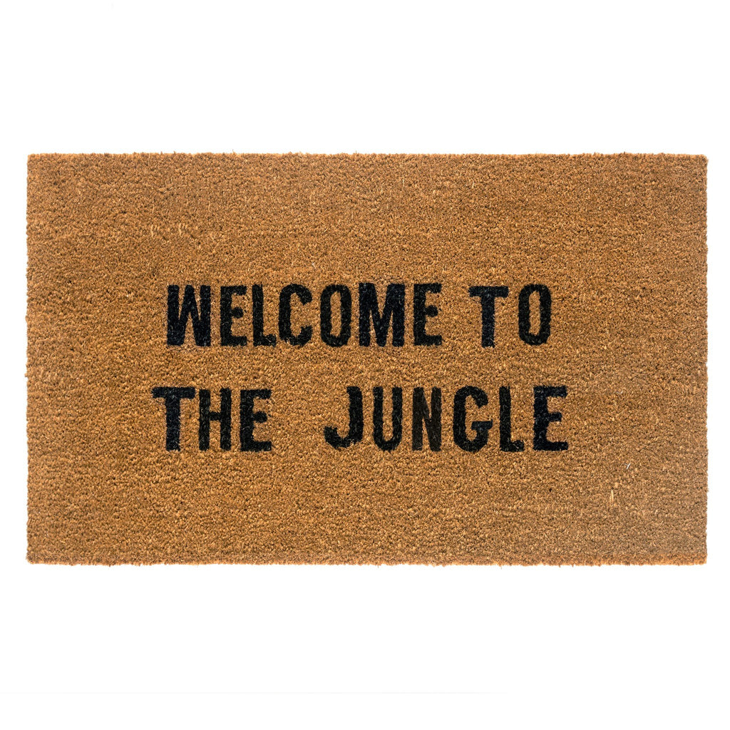 Doormat - Welcome to the Jungle