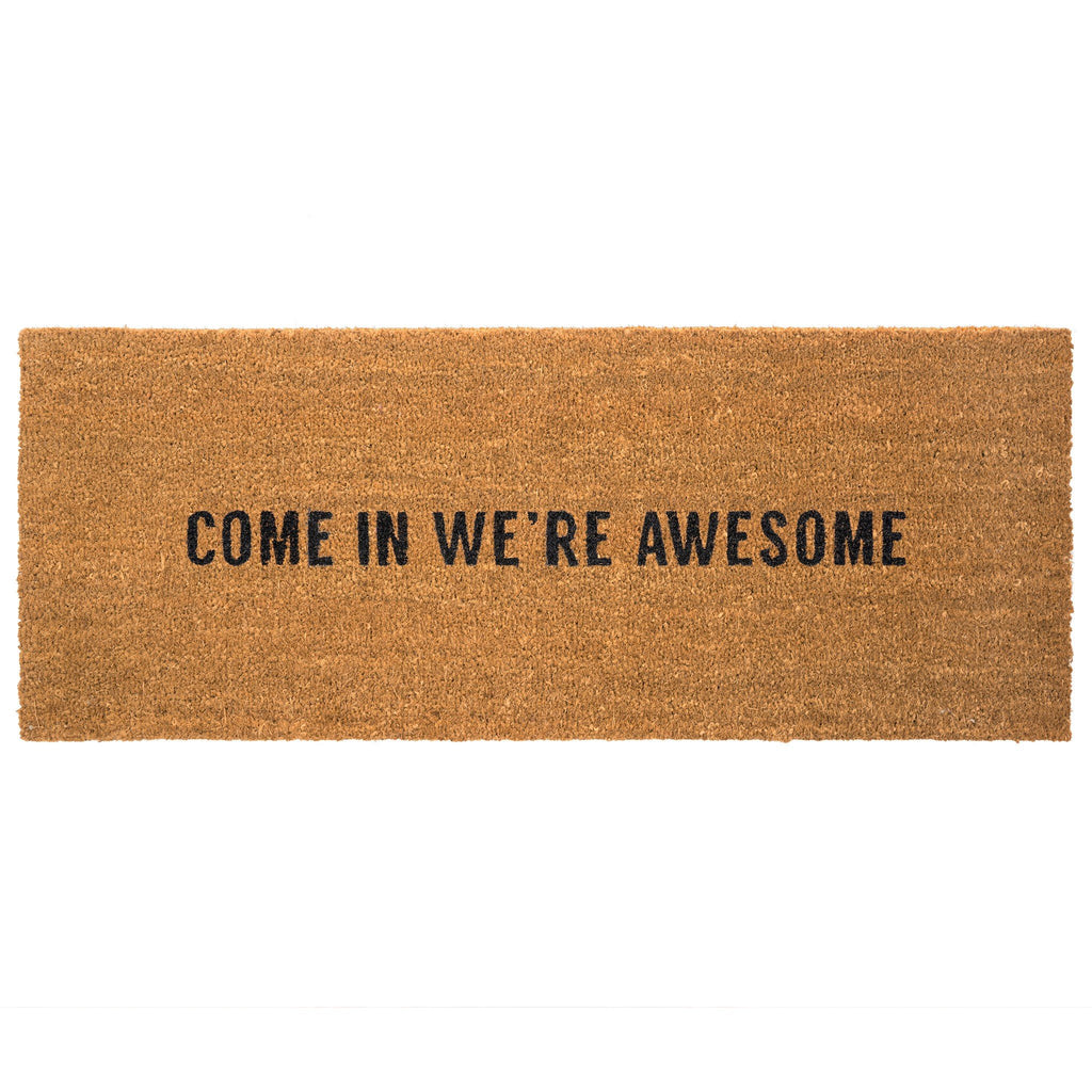Doormat - We're Awesome