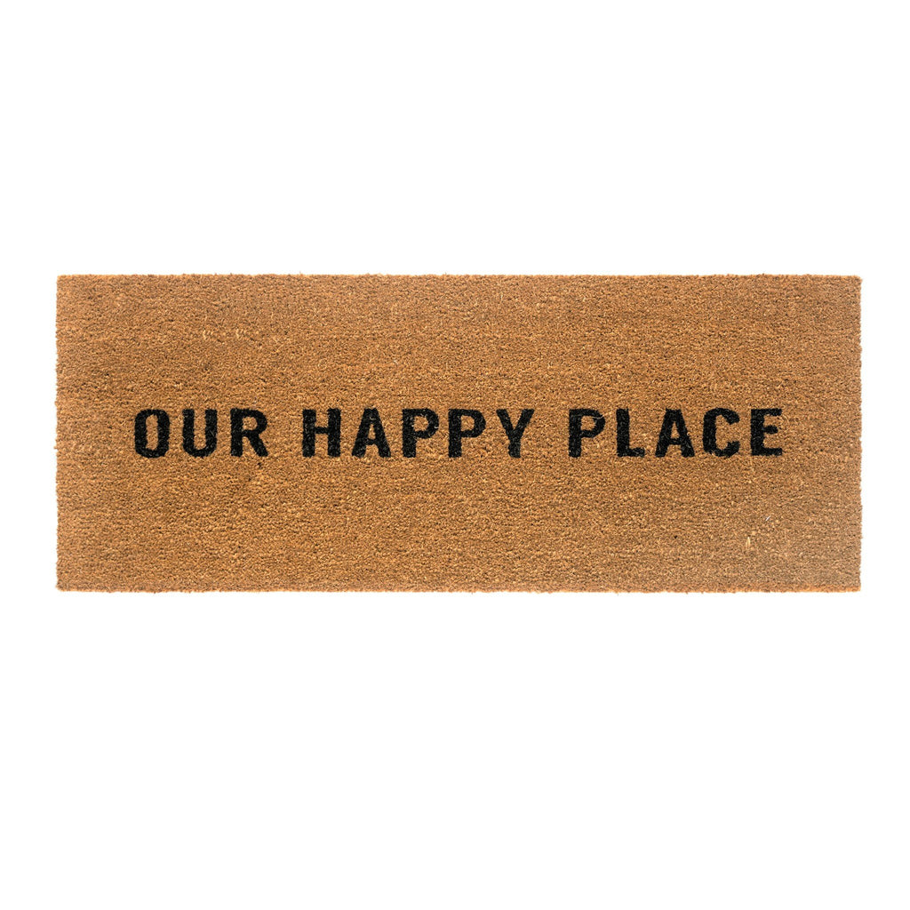 Doormat - Our Happy Place