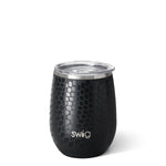 Load image into Gallery viewer, Swig 14oz Wine Tumbler - Dragon Black