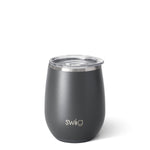 Load image into Gallery viewer, Swig 14oz Wine Tumbler - Matte Grey
