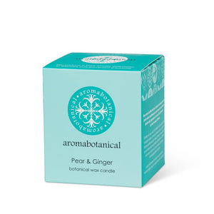 Aromabotanical Candle - Pear Ginger