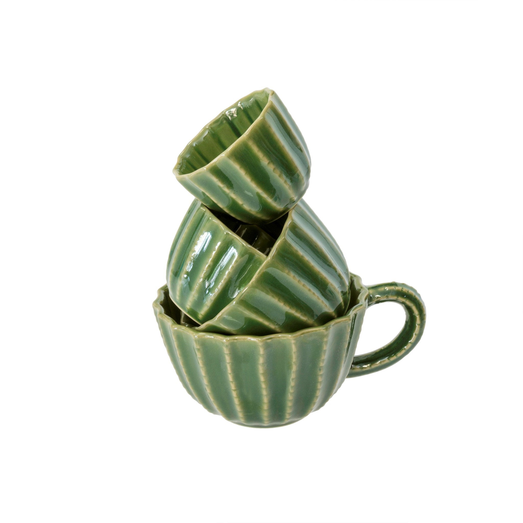 Measuring Cup Set - Succulent