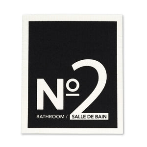 Swedish Cloth - No. 2 Bathroom