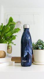 Load image into Gallery viewer, S'well Water Bottle - Azurite Marble 500ml