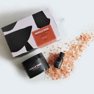 Bath Set - Muscle Soak