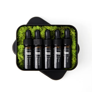 Beard Oil - Trial Kit s/5