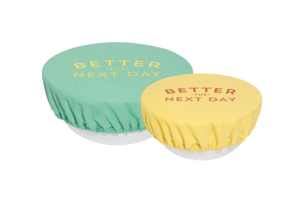 Bowl Covers - set of 2 Better the next day