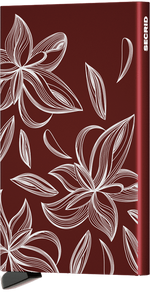 Load image into Gallery viewer, Cardprotector - Laser Magnolia Bordeaux