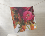 Load image into Gallery viewer, L Rempel Art Baby Blanket - Fall