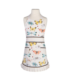 Kids Apron - Sally Butterfly