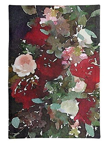 L Rempel Art Tea Towel - Foxglove
