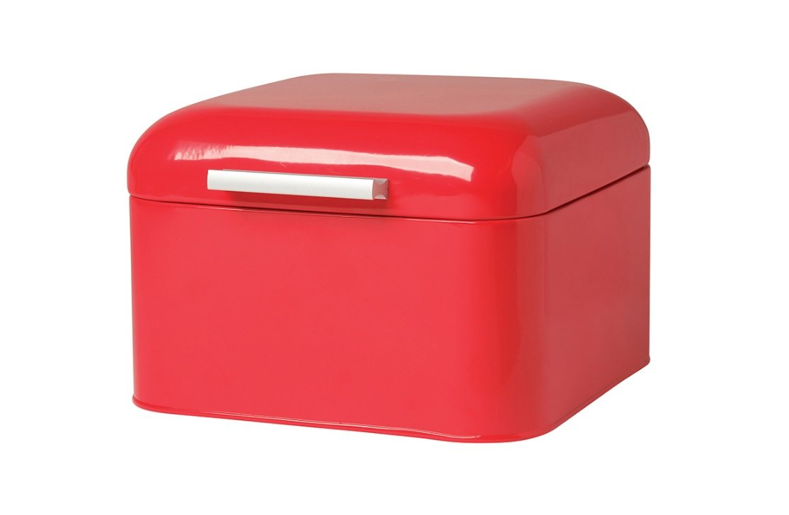 Bakery Box - Glossy Red