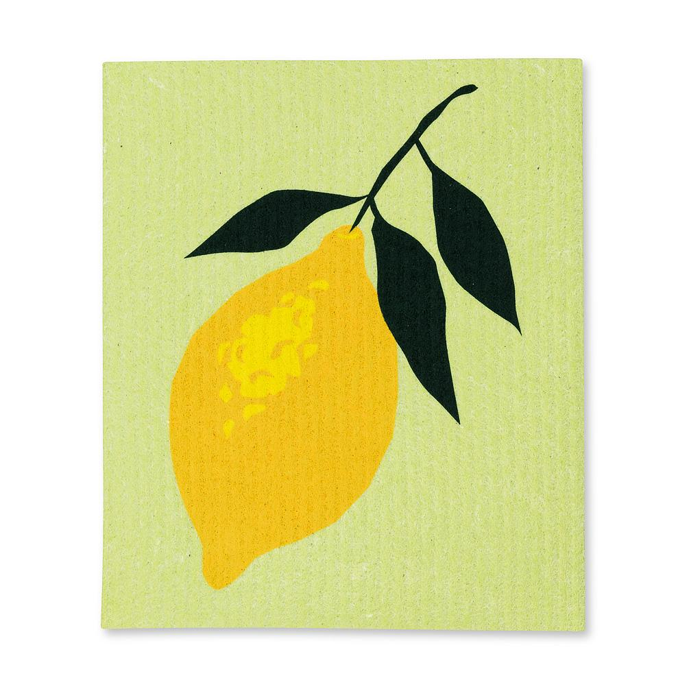 Swedish Cloth - Green Lemon