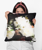 Load image into Gallery viewer, L Rempel Art Cushion - Held
