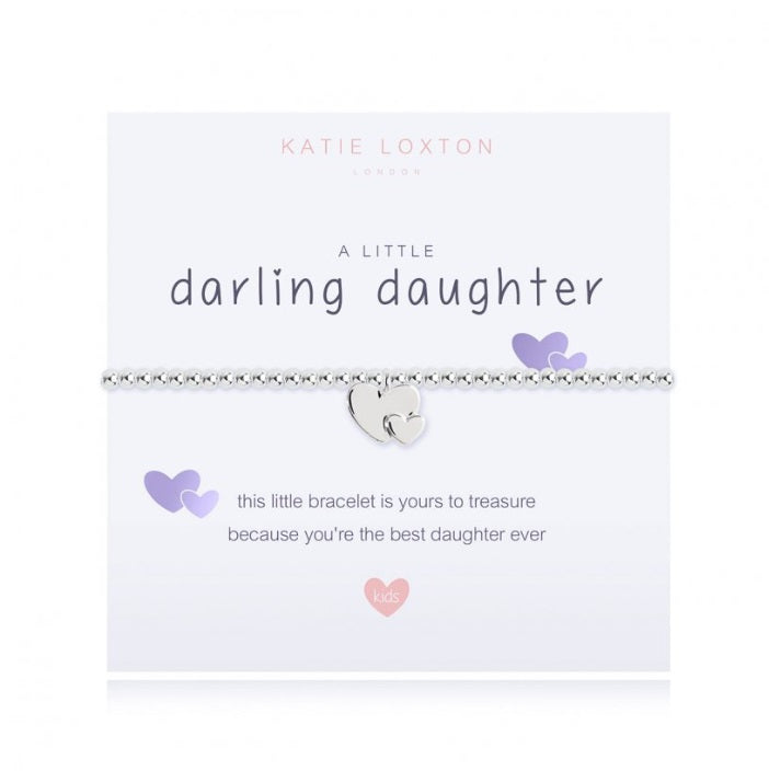 Katie Loxton Junior Bracelet - Darling Daughter
