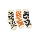 Load image into Gallery viewer, Kids Socks - Animal Print