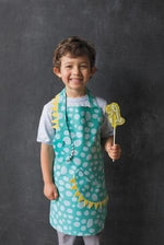 Load image into Gallery viewer, Kids Apron - Daydream Dino