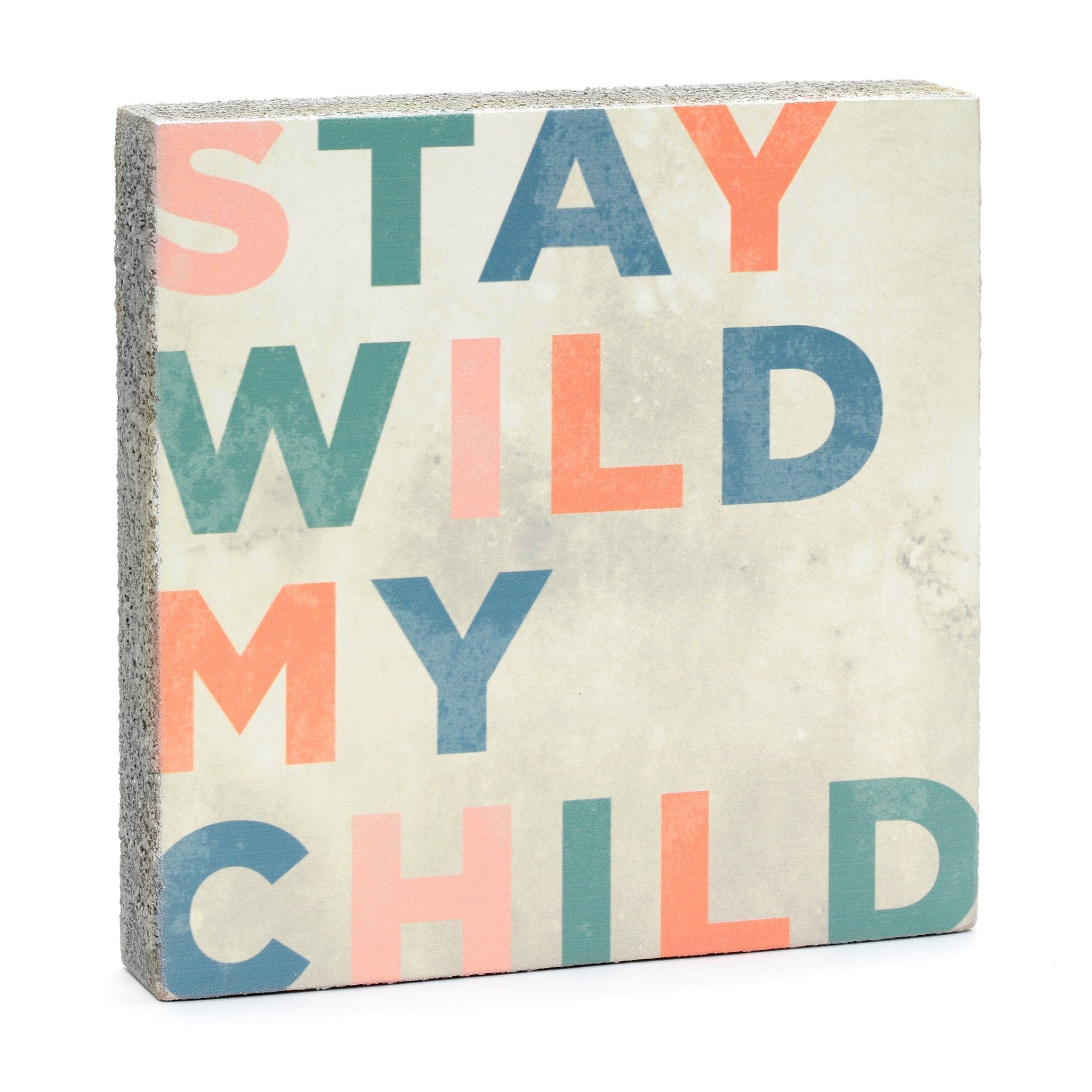 Wall Tile - Stay Wild