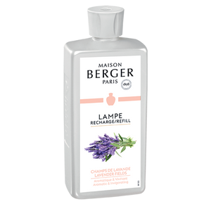Lamp Fragrance Refill - Lavender Fields 500ml