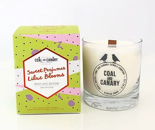 Coal & Canary - Sweet Perfumes & Lilac Blooms