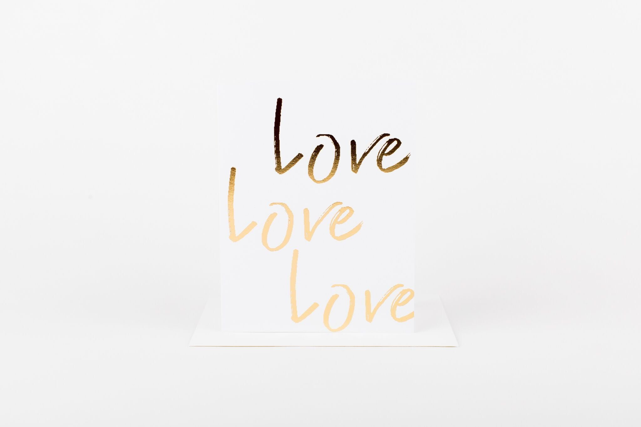 W&C Cards - Love Love Love
