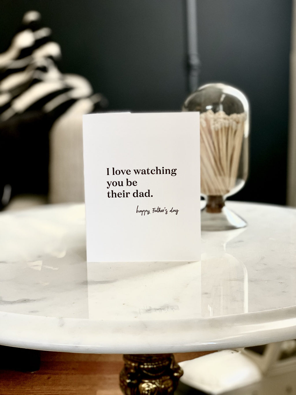 W&C Cards - Watching You Be Dad