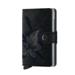 Load image into Gallery viewer, Miniwallet - Stitch Magnolia Black