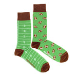 Load image into Gallery viewer, Men's Midcalf Socks - Football