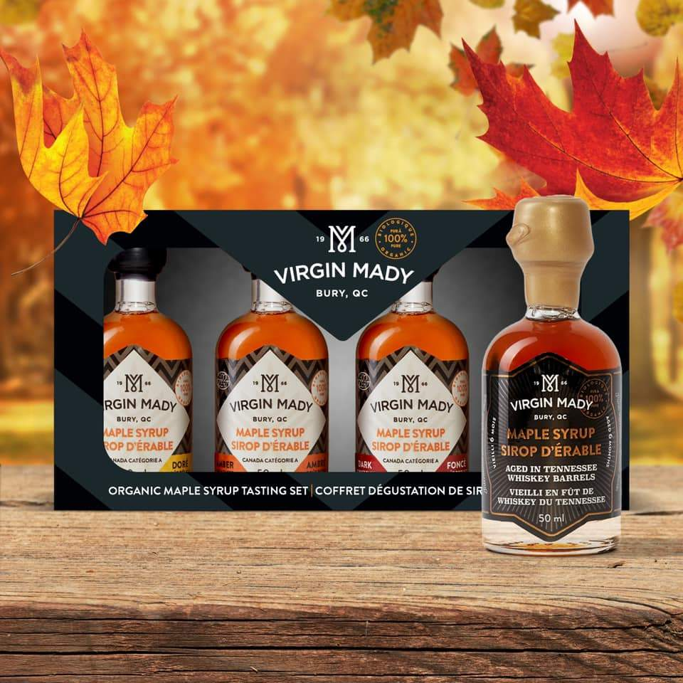 Virgin Mady - Maple Syrup Gift Set