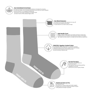 Men's Midcalf Socks - Basketball
