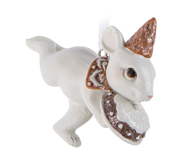 Ornament - Donut Mouse