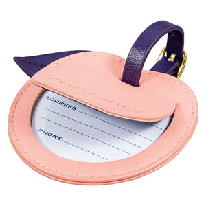 Draper James Luggage Tag - Pretty as a Peach