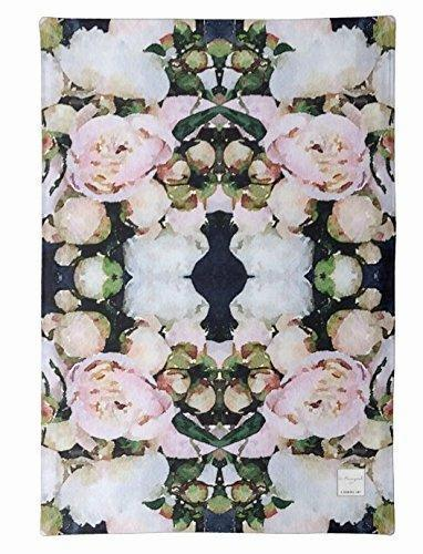 L Rempel Art Tea Towel - Peonies