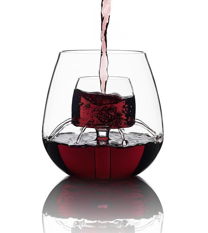 Chevalier - Stemless Wine Glasses s/2