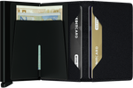 Load image into Gallery viewer, Slimwallet - Crisple Black