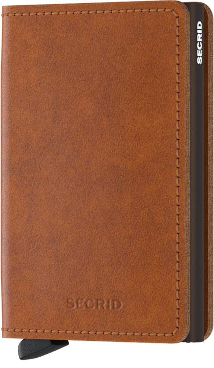 Slimwallet - Original Cognac Brown