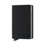 Load image into Gallery viewer, Slimwallet - Optical Black Titanium