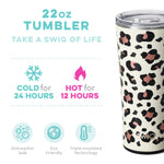 Load image into Gallery viewer, Swig Tumbler 22oz - Luxy Leopard
