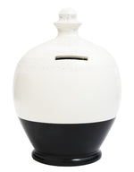 Load image into Gallery viewer, Terramundi Pot - Glitter Blk Wht