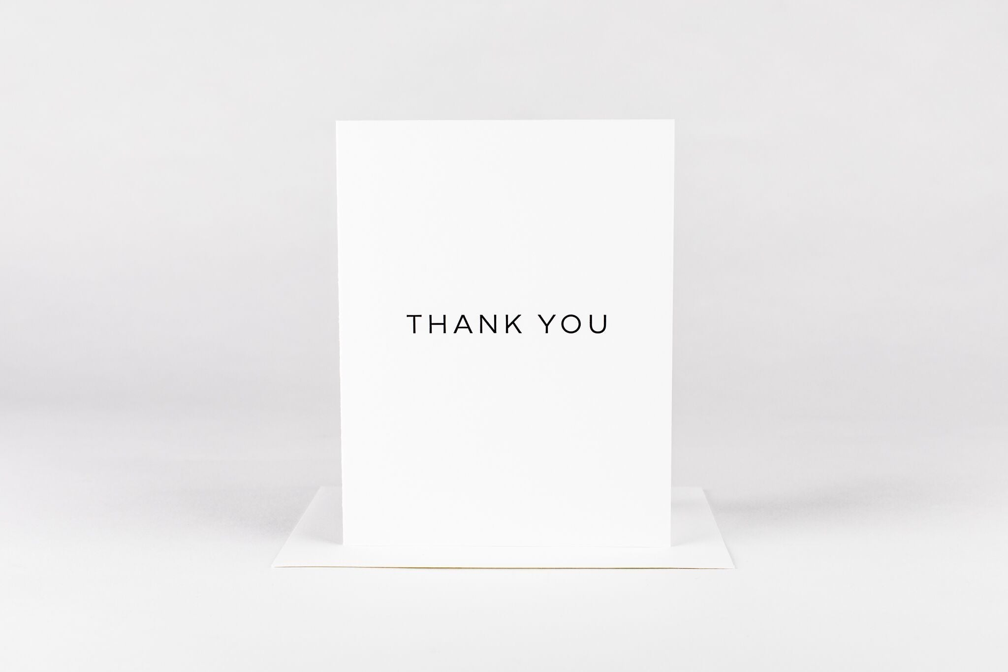 W&C Cards - Thank You
