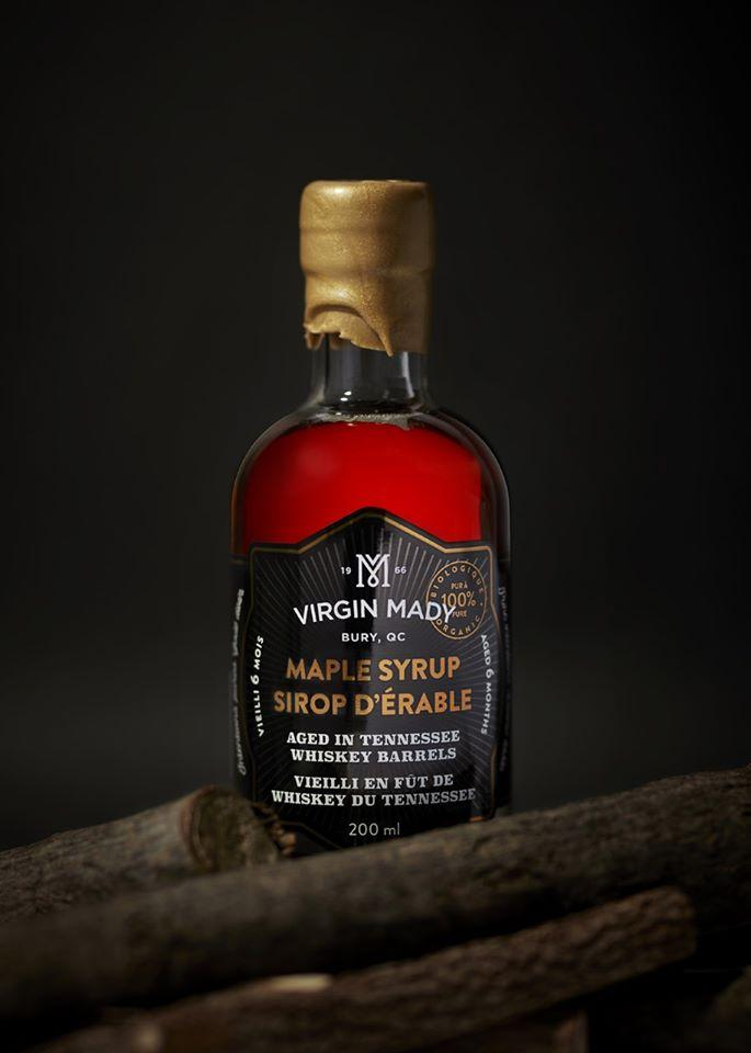 Virgin Mady - Maple Syrup Tennessee Whiskey