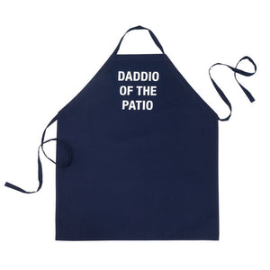 Adult Apron - Daddio of the Patio