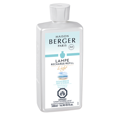 Lamp Fragrance Refill - Light Ocean Breeze