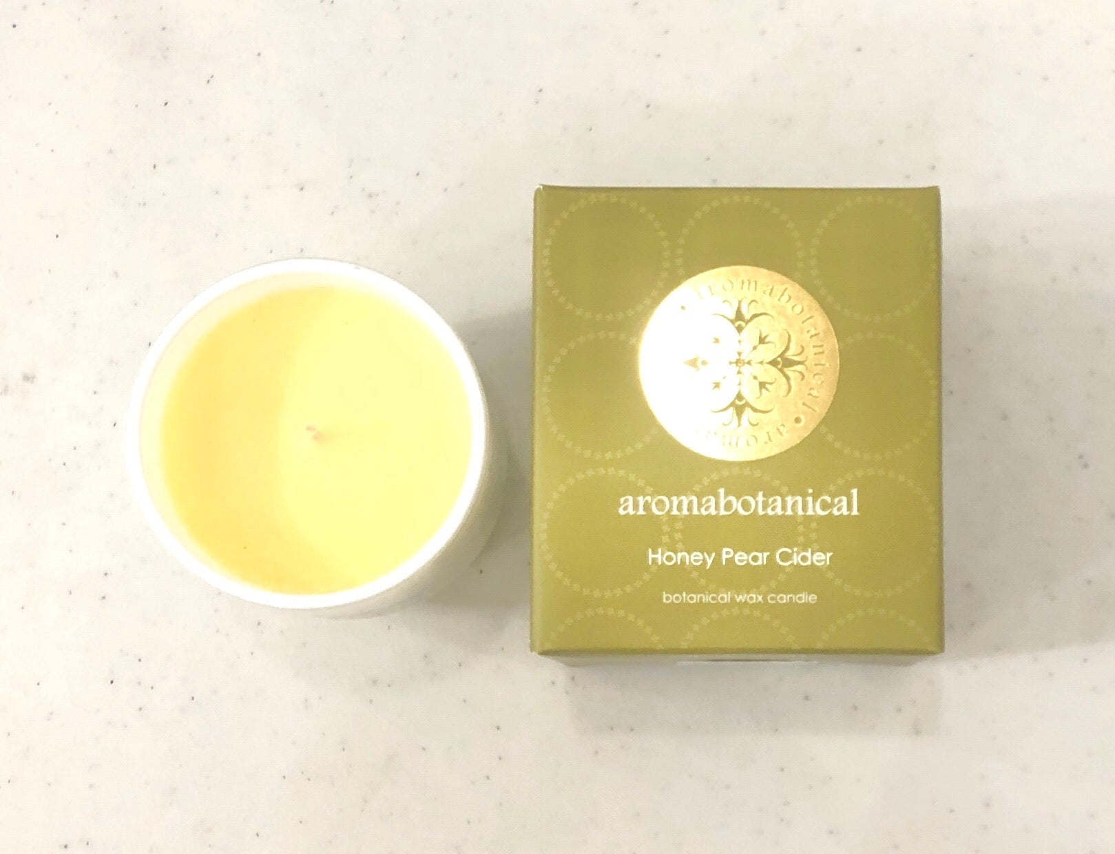 Aromabotanical Candle - Honey Pear