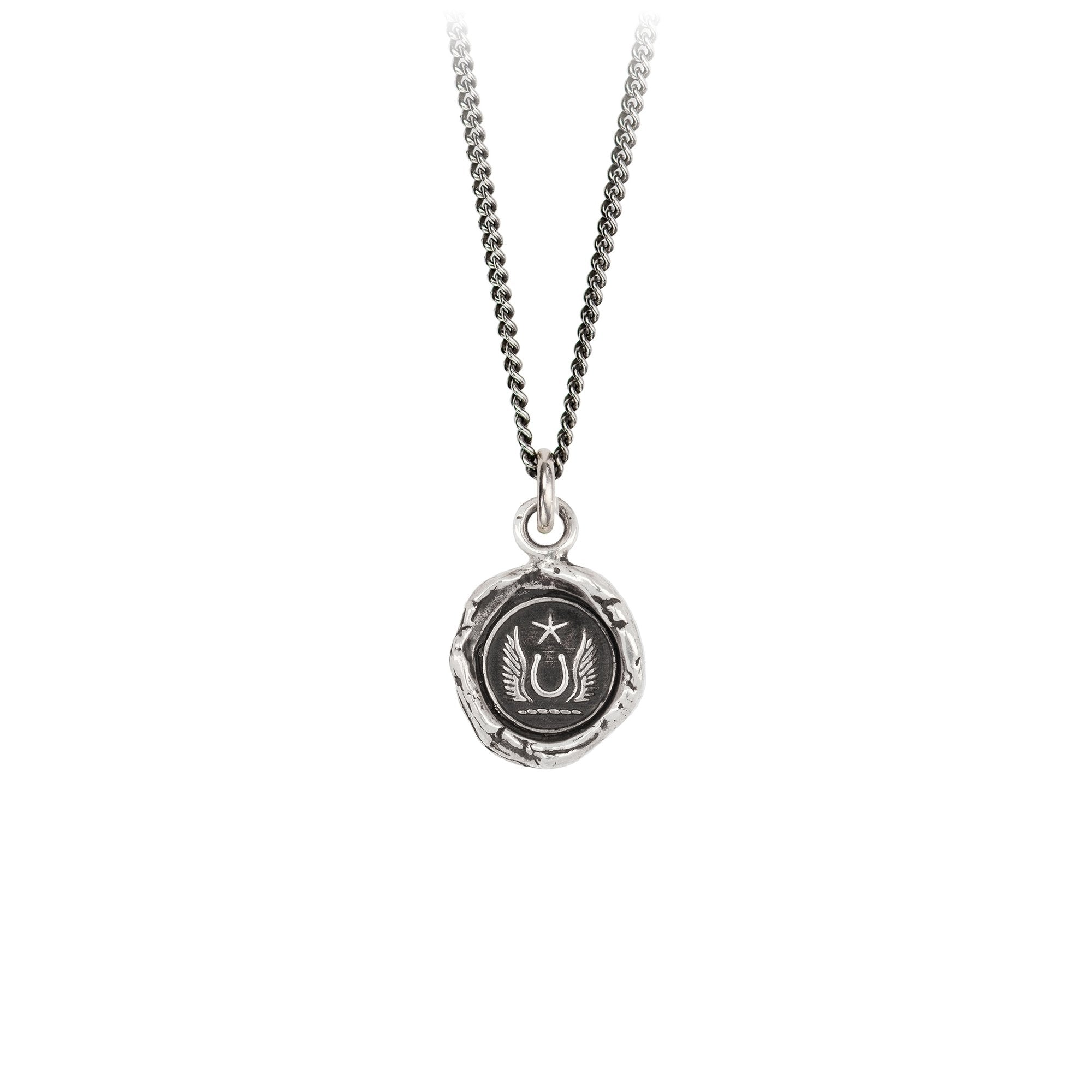 Pyrrha Talisman - Luck & Protection