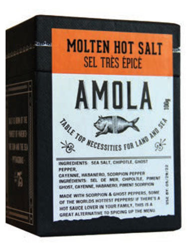 Amola Salt - Molten Hot
