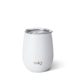 Load image into Gallery viewer, Swig - 14oz Wine Tumbler White Golf