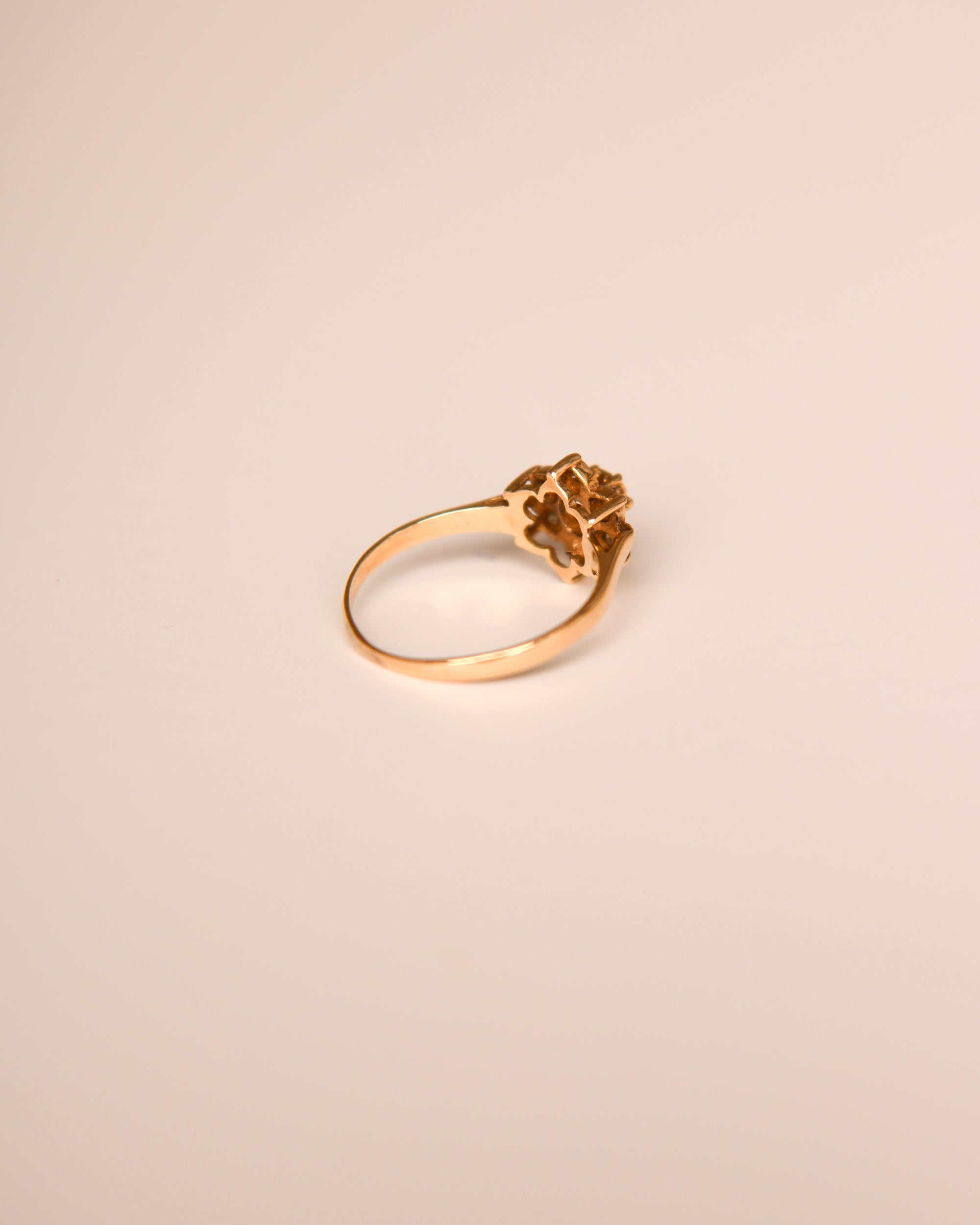 Sophia 9ct Gold Vintage Diamond Ring